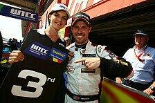 WTCC - Auch 2012 in der WTCC: Monteiro verl�ngert bei Tuenti Racing