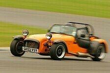 Formel 1 - Erfolgreiches Ein-Produkt-Unternehmen: Caterham: Britischer Motorsport in Reinform