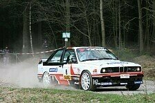 ADAC Rallye Masters - 110 Teams am Start: Rallyefest im Sulinger Land
