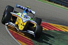 WS by Renault - Testbeginn in Le Castellet: M�ller und Negrao fahren f�r Draco