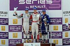 WS by Renault - Bilder: Spanien - 1. & 2. Lauf
