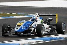F3 Euro Series - Roberto Merhi ebenfalls schnell: Erste Saison-Pole f�r Marco Wittmann