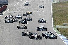 F3 Euro Series - Roberto Merhi kann das Saisonfinale genie�en: Dreikampf um den Vizetitel