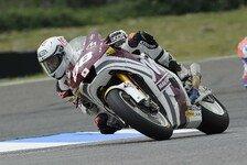 Moto2 - Fahrerwechsel im Anmarsch: QMMF: Cardus raus, Cudlin rein