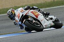 MotoGP - Bilder-Analyse Estoril