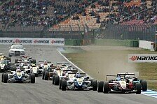 F3 Euro Series - Zukunftssicher: Neue Chassis-Generation von Dallara