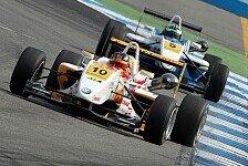 F3 Euro Series - Nullrunde tr�bt Freude: Abt reist mit gemischten Gef�hlen heim