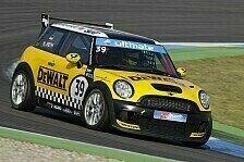 MINI Challenge - Spannung bis zur Zieldurchfahrt: Doppelsieg f�r Vieth auf dem N�rburgring
