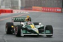 IndyCar - Knappe Entscheidung: Sato schl�gt Power im Qualifying