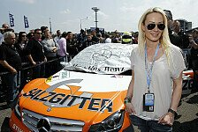 Mehr Sportwagen - Ziel: ADAC GT Masters: Cora Schumacher: Test im Mercedes SLS