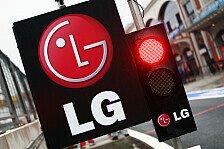Formel 1 - F1 verliert einen offiziellen Sponsor: LG beendet Sponsoring in der Formel 1