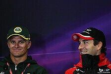 Formel 1 - Pro Kovalainen: Glock: Erfahrung langfristig mehr wert als Geld
