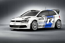 WRC - Mit dem Polo R �ber Schotter: Offiziell: VW steigt in die WRC ein