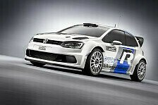 WRC - Pr�sentation: VW Polo R WRC
