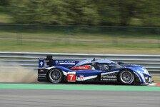 Mehr Motorsport - Keine Entscheidung in Sicht: Le Mans 20/24h � Alex Wurz crasht in die Reifen