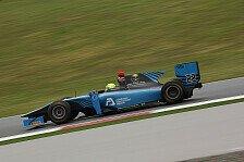 GP2 - Rennen kaputt gemacht: Mirocha stinksauer und ver�rgert