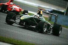 GP3 - Alles f�r den Erfolg gerichtet : Lotus GP: Vainio neuer Teamkollege von Abt