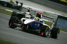 GP3 - Richtige Entscheidung vor dem Start: Nico M�ller f�hrt mit Gl�ck zum ersten Sieg