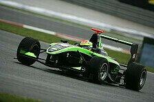 GP3 - Fast zehn Sekunden Vorsprung: Alexander Sims feiert souver�nen Sieg