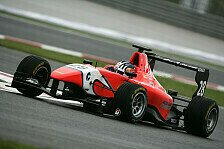 GP3 - Erster von zwei Testtagen: Williamson f�hrt Bestzeit in Ungarn
