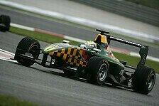 GP3 - Viele Positionsk�mpfe: James Calado holt ersten Saisonsieg