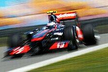 Formel 1 - Gr�nde sorgen f�r Fragezeichen: McLaren: Diffusor-Verbannung w�re R�ckschlag