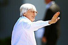 Formel 1 - Nichts hat sich ge�ndert: Ecclestone glaubt weiterhin an Formel 1