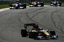 GP2 - Die Meisterschaft ist das Ziel: Grosjean freut sich auf kommende Rennen