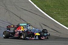 Formel 1 - Schweigen statt Poltern: Webber offenbar nicht von Rennen begeistert