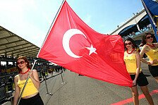 Formel 1 - Auch Griechenland darf hoffen: Ecclestone: F1-R�ckkehr in die T�rkei?