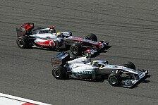 Formel 1 - Unterhaltung vs. K�nstlichkeit: Meinungen �ber DRS gehen auseinander