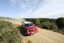WRC - Meeke entt�uscht: Mini nicht in Estland am Start