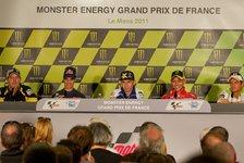 MotoGP - Zahlen zu Le Mans