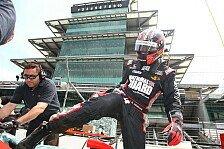 IndyCar - Werde im Auto immer an ihn denken: Andretti: Hinchcliffe �bernimmt Wheldon-Cockpit