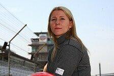 IndyCar - Pinkes Auto: Pippa Mann startet beim Indy 500