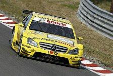 DTM - Nicht erwartet nach vorne zu kommen: Coulthard erlebte Wochenende zum Vergessen