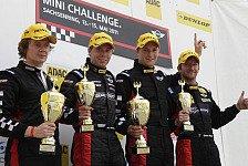MINI Challenge - Mentale St�rke machte den Unterschied: Erster Sieg f�r Fredrik Lestrup