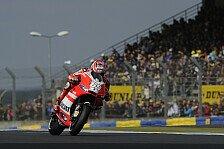 MotoGP - Meinungen zu Simoncelli-Pedrosa