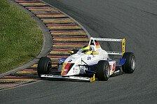 ADAC Formel Masters - ADAC-Stiftung-Sport-F�rderpiloten im Formel-1-Simulator: M�ller testet Formel-3-Boliden