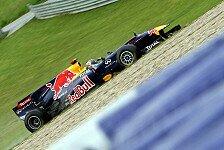 Formel 1 - Entscheidender Fortschritt erhofft: �sterreich-GP f�r Red Bull Racing als Gradmesser