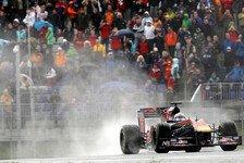 Formel 1 - Logistisch machbar: Kalender 2013: Formel 1 auf dem Red Bull Ring?