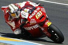 Moto2 - Jede Minute genie�en: Simon ist zur�ck