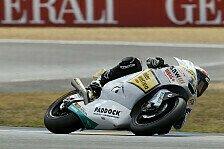 Moto2 - Bradl beginnt als Vierter: L�thi holt erste Moto2-Bestzeit in Barcelona