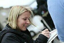 IndyCar - Kann noch keine Faust ballen: Mann: Von Wheldon-Crash weitestgehend erholt