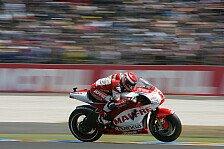 MotoGP - Ducati ist informiert: Aspar will gern zwei Bikes
