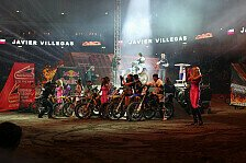 NIGHT of the JUMPs - FIM FMX WM-Contest in Basel: Sheehan erobert Europa