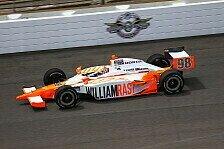 IndyCar - Entscheidung auf den letzten Metern: Indy 500: Dan Wheldon holt zweiten Sieg