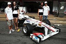Formel 1 - Eine positive �berraschung: Sauber: Halbzeitbilanz