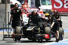 Formel 1 - Bilder: Spanien GP - Feuer-Unfall Nick Heidfeld
