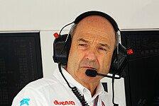 Formel 1 - �hnliches Entwicklungskonzept wie Red Bull: Peter Sauber: Schw�chen beseitigt
